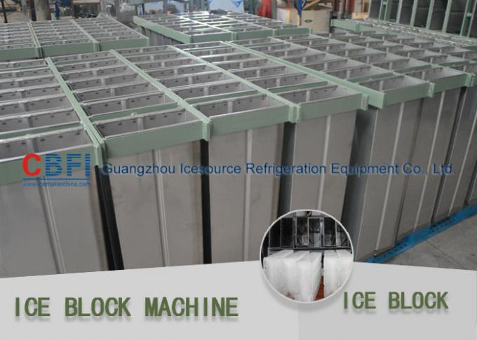 Transparent Ice Block Machine Block Ice Maker With Stainless Steel Ice Mold