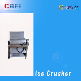 Large Seafood Meat Crush Ice Machine / Ice Crusher Machine Commercial