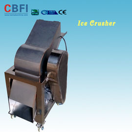 110 - 220V Electric Crush Ice Machine , Ice Crushing Machine 2 Tons Per Hour