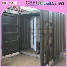 Çin Movable / Strong Cold Storage Containers Outside Cold Room Without Shed Fabrika