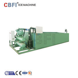 Çin Economical Automatic Ice Machine Business , Making Ice Blocks Easy Operation Fabrika