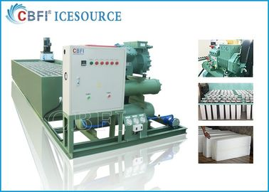Customized Voltage Ice Block Machine With Germany Bitzer Compressor